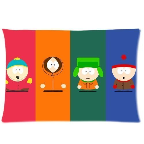 Custom South Park Pillow Case Cover Bedding Pillowcases 20