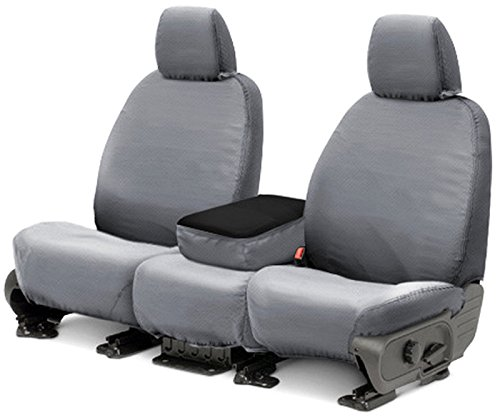 Covercraft Universal Cab Cover - Covercraft SS2495PCGY Seat Cover, Vehicle Protection, Seat Covers