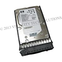 HP 300GB 15K RPM SAS 3.5 DP HD - Mfg # 488060-001 by Compaq