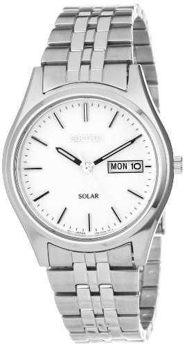 Seiko-Mens-SNE031-Stainless-Steel-Solar-Powered-Watch