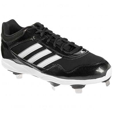 adidas Mens Excelsior Pro Metal Low Multi Size: 6.5 Black/White