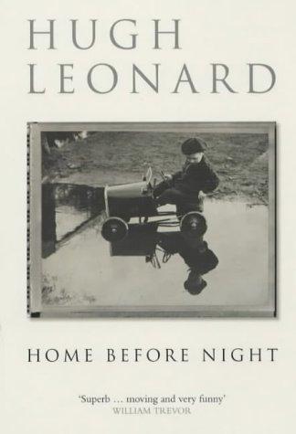 Home Before Night (Methuen Biography)