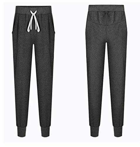 Tinta Jogging Slim Allenamento Pantaloni Da Fitness Moda Dunkelgrau Donna Sportivi Lunghi Fashionable Fit Casual Unita qwCw8OpIx