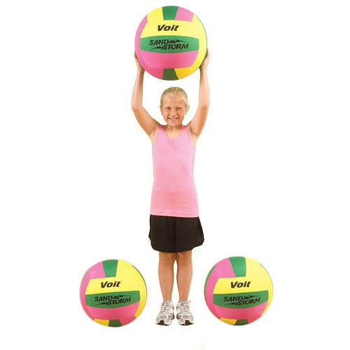 Voit Featherlite Volleyball (Set of 3)