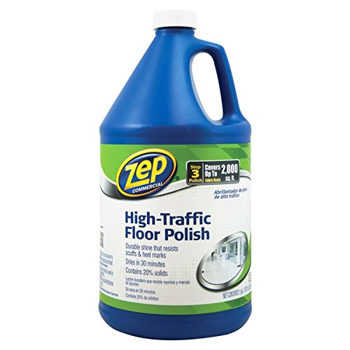 Zep Commercial High-Traffic Floor Finish, 1 Gallon