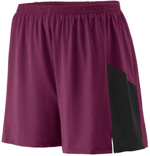 Augusta - Pantalón corto - para hombre Maroon/Black