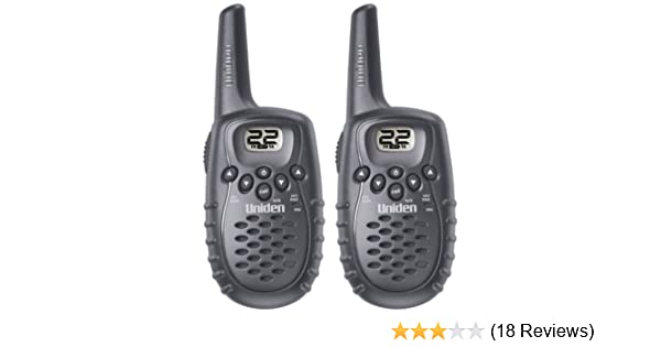 amazon com uniden gmr325 2 3 mile 22 channel gmrs frs two way rh amazon com