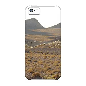 High Quality TianMao Sheperd Skin Case Cover Specially Designed For Iphone - 5c