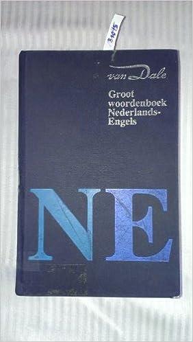 van dale nederlands frans