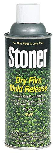 Dry Film Mold Release, 12 oz, Aerosol ()