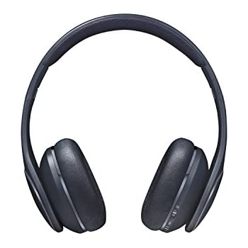 Samsung Level On Wireless Noise Canceling Headphones, Black Sapphire-Retail packaging