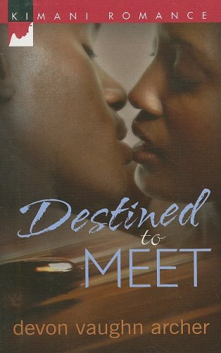 book cover of Destined To Meet