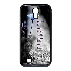 Be Free Use Your Own Image Phone Case for SamSung Galaxy S4 I9500,customized case cover ygtg579992