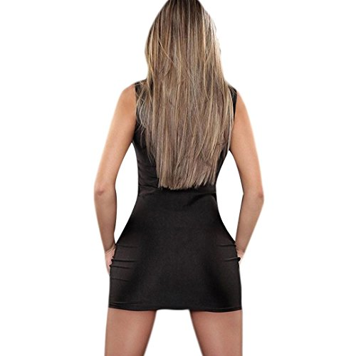 Package NightClub Perspective Bandage Women Dress Rose Hip Dresses DDLBiz wTpqUvxX1