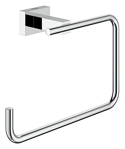 Essentials Cube 8 In. Towel Ring by GROHE (Image #1)
