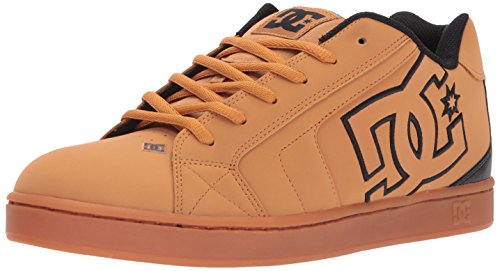 DC Men's Net,Wheat/Black/Dark Chocolate,6.5 D ()