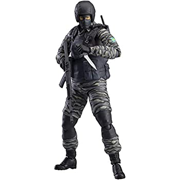 Amazon com: Figma Metal Gear Solid 2: Sons of Liberty Action Figure