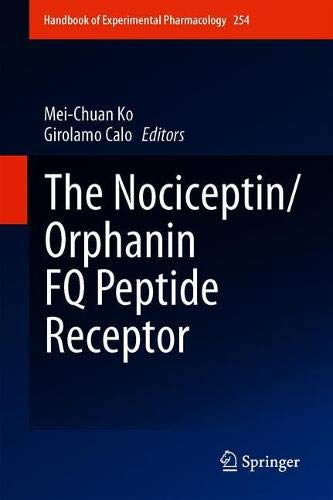 (The Nociceptin/Orphanin FQ Peptide Receptor (Handbook of Experimental Pharmacology))