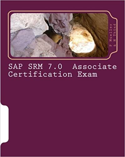 SAP SRM Associate Certification Exam