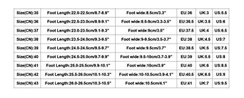 Tacón Tubo Cordones Zapatos Medio Zapatillas Fuxitoggo Martin Botas Alto Piel Invierno Punta Clásico Con Casuales Beige Puntiaguda De Mujer OPFqw