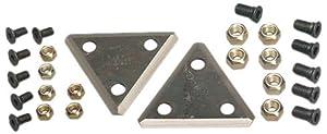 Gloria 711380.0000 Dreieckmesser komplett für Häcksler
