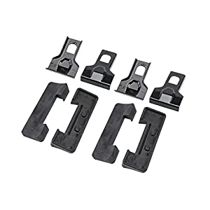 Rola ABJH Vehicle Roof Rack Door Frame Fit Kit System, 1 Pack
