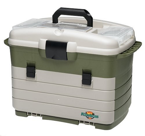 Flambeau Outdoors Front Load KwikDraw Tackle Box, Outdoor Stuffs