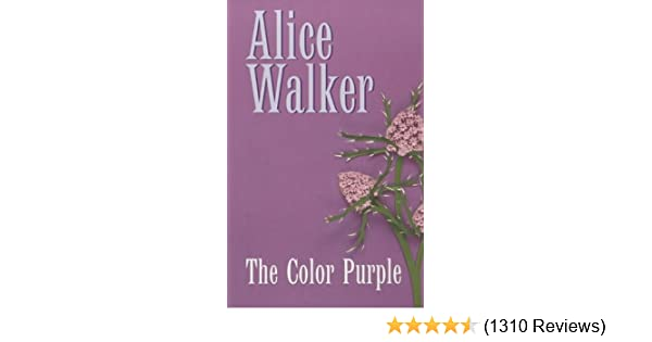 The Color Purple: Alice Walker: 9780704339057: Amazon.com: Books