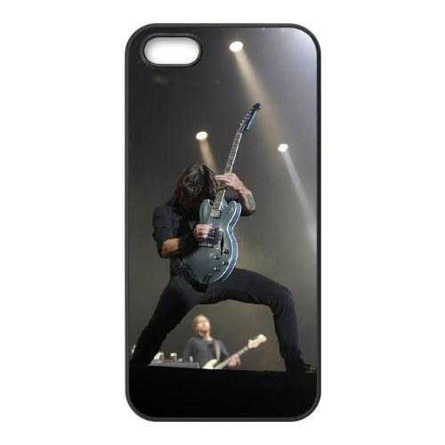 F F 003 coque iPhone 5 5S Housse téléphone Noir de couverture de cas coque EOKXLLNCD15318