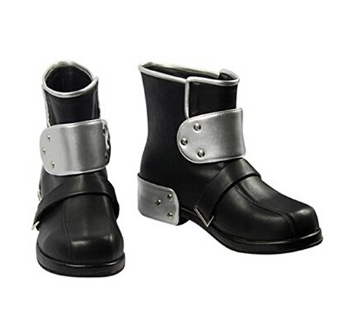 Boots For Mens Online (Lifeshoppingmall Black Sword Art Online Kirigaya Kazuto/Kirito Ankle Boot Shoes)
