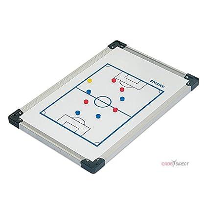 Pizarra Magnética Tácticas - estratégia de Fútbol. 60 x 45 ...
