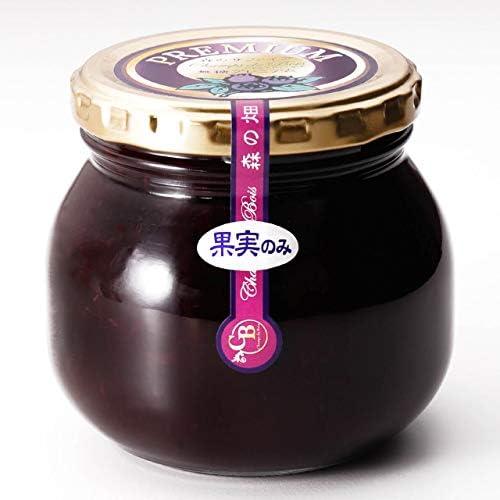 [スポンサー プロダクト]ブルーベリージャム 無添加 国産 無加糖 長野県産 高級果実「森のサファイア」使用 農園で手作り