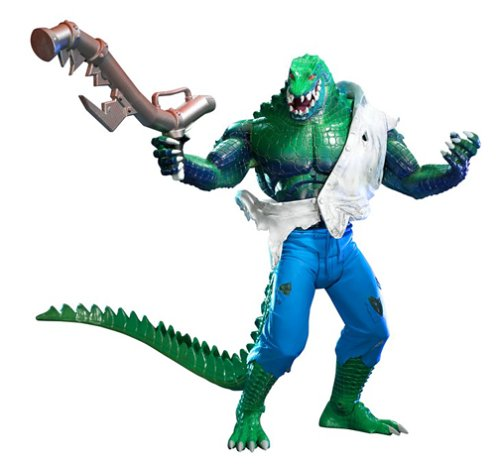 Batman Killer Croc (Cocodrilo Asesino) Action Figure 2003 Mattel ()