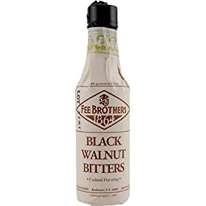 Fee  Brothers Black Walnut Cocktail Bitters - 5 Ounce