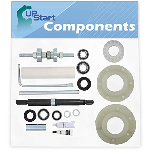 W10447783 Washer Tub Bearing Installation Tool & 280145 Hub Kit & W10435302 Tub Seal and Bearing Kit Replacement for Maytag MVWB850YW1 - Compatible with W10447783, W10820039 & W10435302