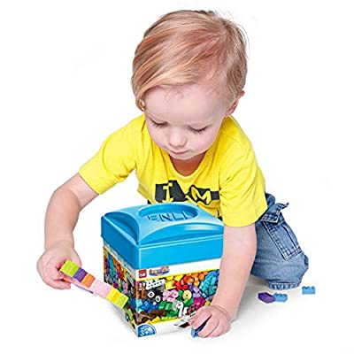Blocks for 3 Years Babies 460PCS Mega Enlightenment Spell Plastic BuildingToys: Beauty