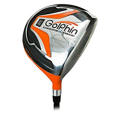 "Golphin Kids 324 Golf Club Set (For Kids 39""-43.5"", Orange)"