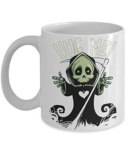 Halloween Hug Me mug