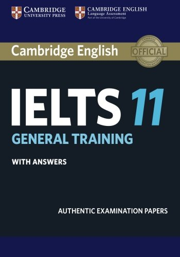 F.R.E.E Cambridge IELTS 11 General Training with answers (IELTS Practice Tests) E.P.U.B
