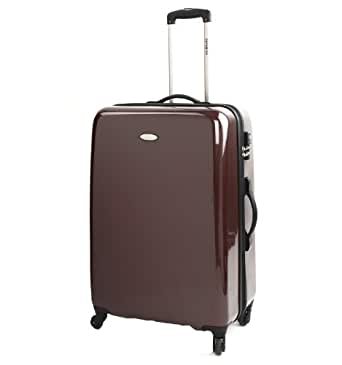 "Samsonite Winfield 20"" Carry On Hardside Spinner Luggage Red"
