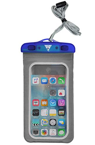 Seattle Sports E-Merse NeoDeep - Universal Smartphone Waterproof Submersible Pouch Dry Bag Case