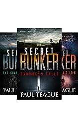 The Secret Bunker Trilogy Box Set: Darkness Falls, The Four Quadrants, Regeneration [Box Set]