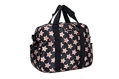 LANDUO LAN Women's Baby Diaper Nappy Bag Travel Large