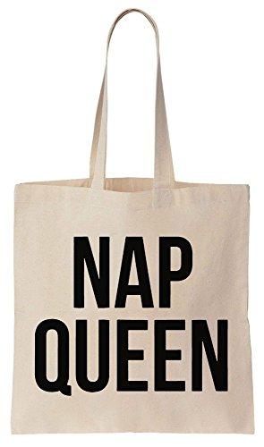 Nap Queen Sacchetto di cotone tela di canapa
