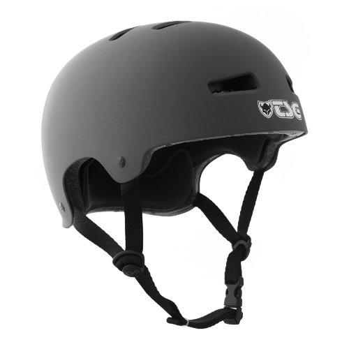 TSG Helm Evolution Solid Colors, flat-grey, 54-56 cm (S/M), 750461-35-128