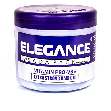 ELEGANCE GEL Vitamin Pro-VB5 Hair Gel, 33.814 Fl Oz