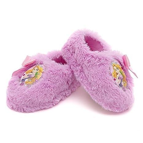 godere del prezzo di liquidazione scarpe casual la vendita di scarpe Disney Store pantofole Rapunzel Principessa Pascal 23 - 24 ...