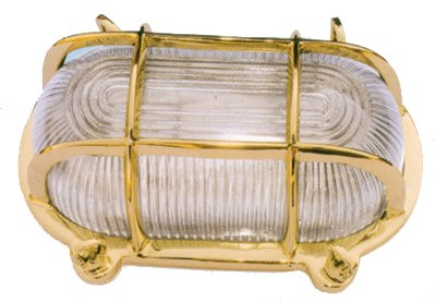 Brass Bulkhead Outdoor Lighting in US - 6