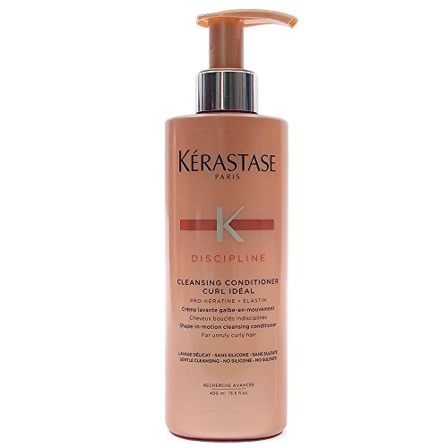 Kérastase Discipline Curl Ideal Cleansing Conditioner 400ml (Pack of 2) by Kerastase