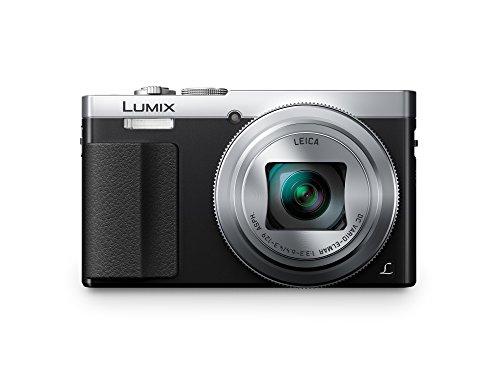 Panasonic LUMIX DMC-ZS50S 30X Travel Zoom with Eye Viewfinder (Silver)